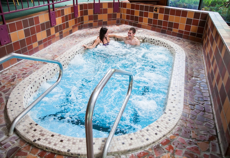 Evergreen Resort, Cadillac, SPA vonia viduje