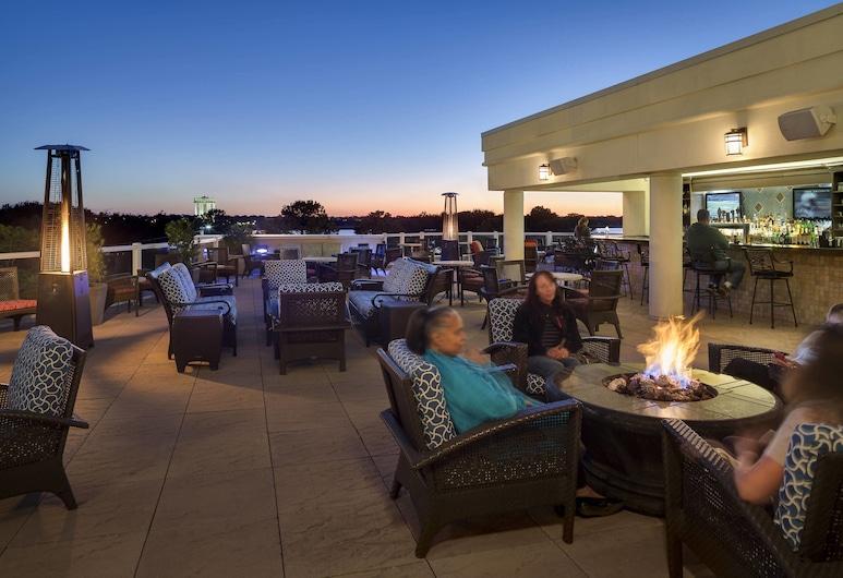 Charleston Marriott, Charleston, Bar del hotel