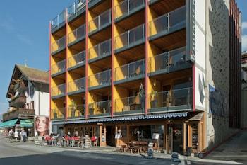 Slika: Hotel Eiger ‒ Grindelwald