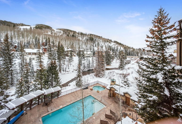 Antlers at Vail, Vail, Outdoor Pool