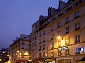 파리의 팀호텔 르 루브르 사진
