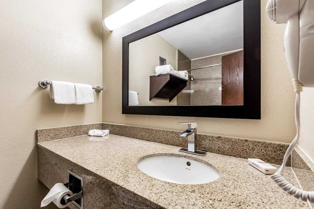 ห้องสวีท, เตียงควีนไซส์ 2 เตียง (Smoke Free) - ห้องน้ำ
