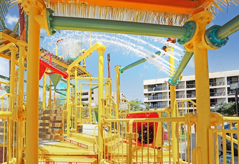 Sand Dunes Resort and Suites, Myrtle Beach, Parco acquatico