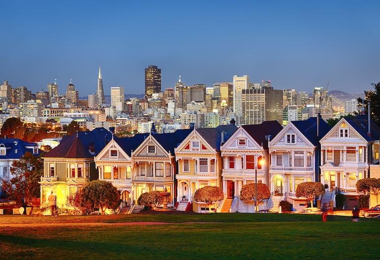Hyatt Centric Fisherman's Wharf San Francisco, San Francisco, Hotel Front – Evening/Night