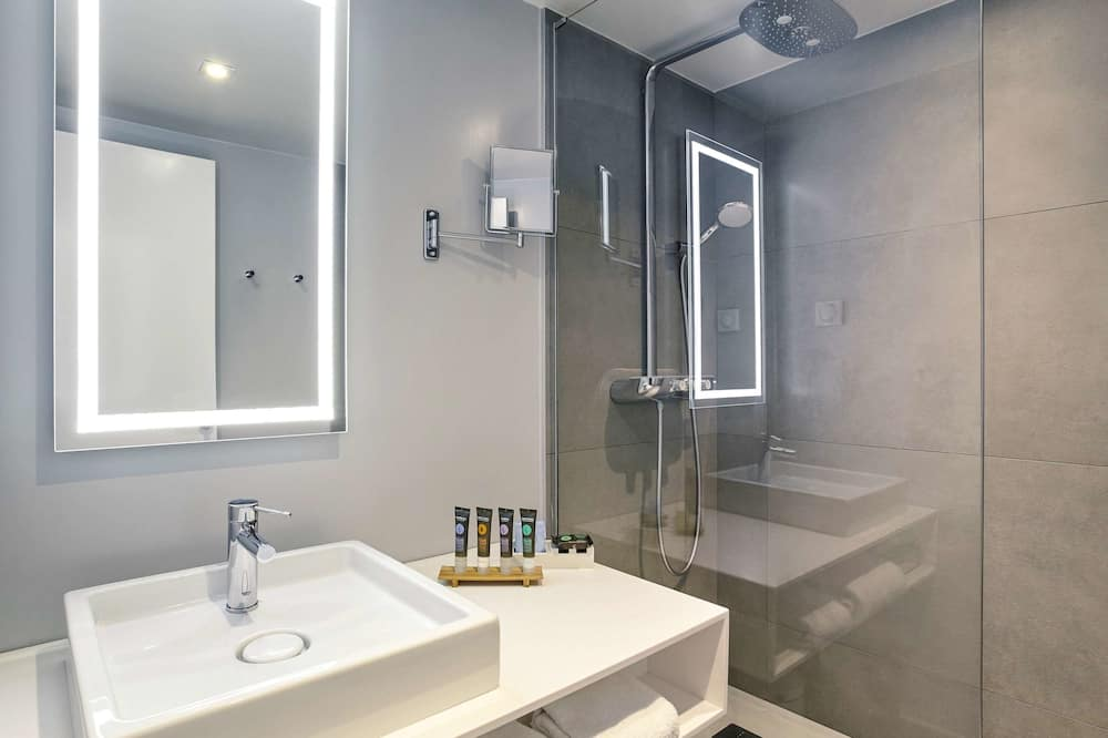 Classic-værelse - 1 dobbeltseng - Badeværelse