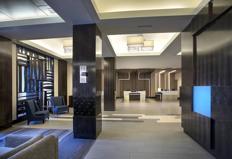Boston Marriott Cambridge, Cambridge, Lobby