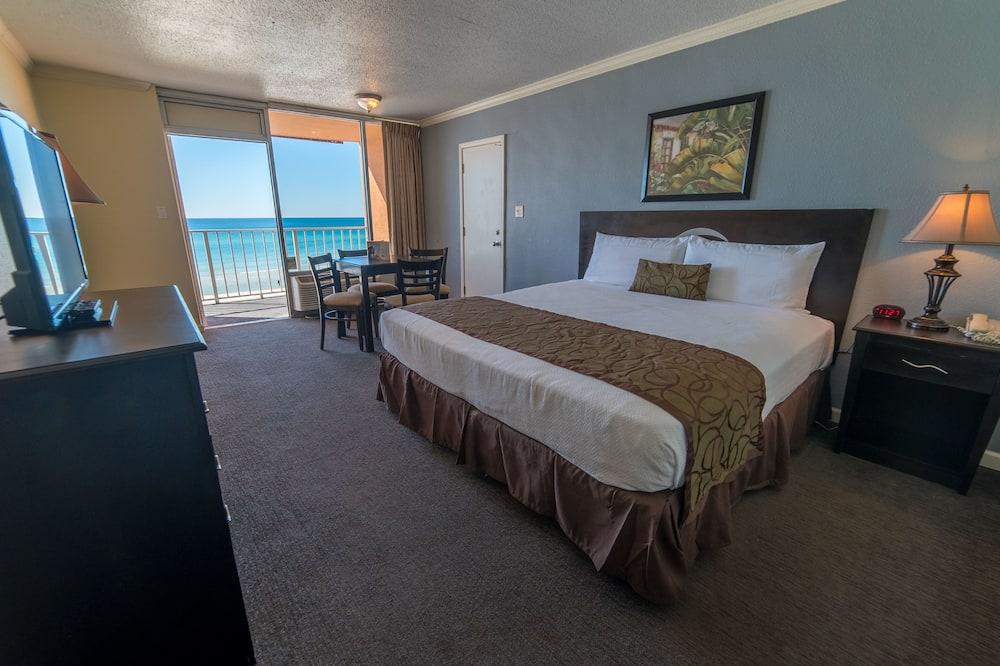 Standard Oda, 1 En Büyük (King) Boy Yatak, Plaj Kenarı - Oturma Alanı