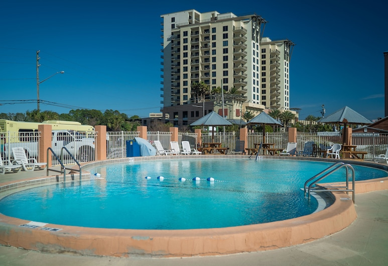 Seahaven Beach Hotel, Panama City Beach, Açık Yüzme Havuzu