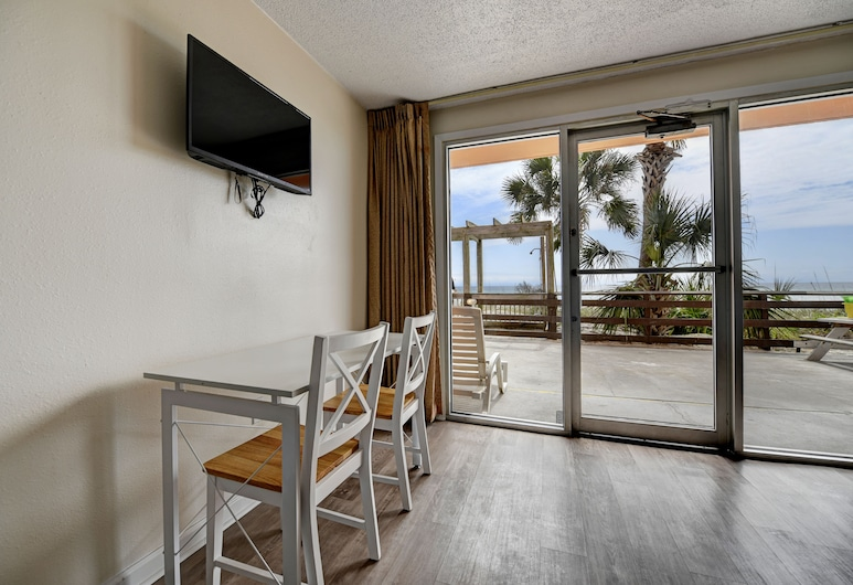 Seahaven Beach Hotel, Panama City Beach, Suite, 1 camera da letto, vista oceano, Camera