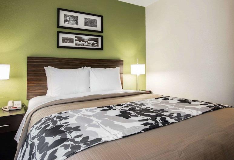 Sleep Inn, היקורי, חדר, מיטת קווין, נגישות לנכים, ללא עישון, חדר אורחים