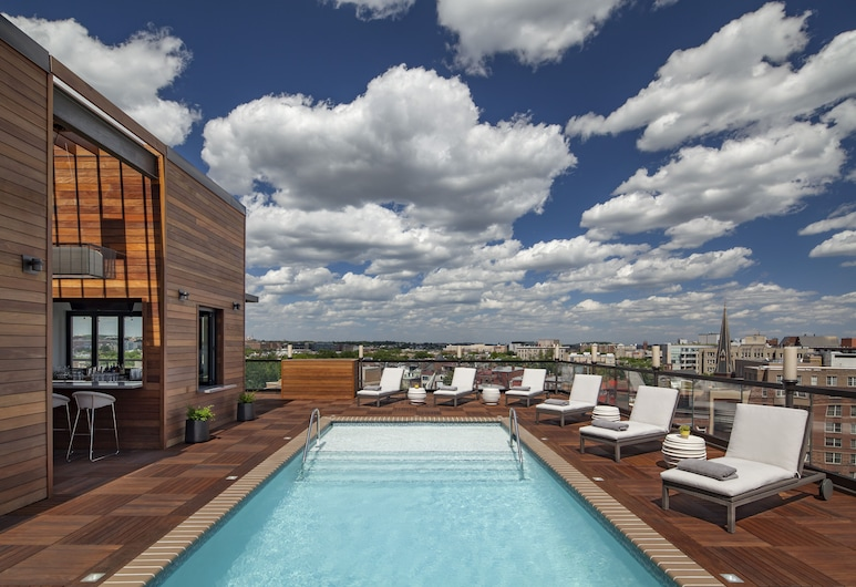 Viceroy Washington DC, Washington, Rooftop Pool