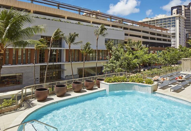 Hilton Garden Inn Waikiki Beach, Honolulu, Pool