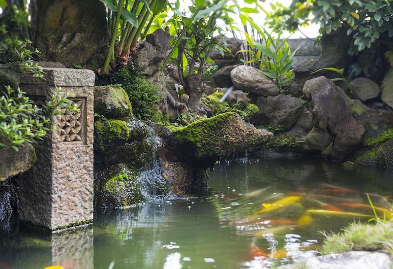 Caesar Park Taipei, Taipéi, Jardín