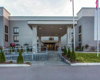 Fotografia hotela (Quality Suites Nashville Airport) v meste Nashville