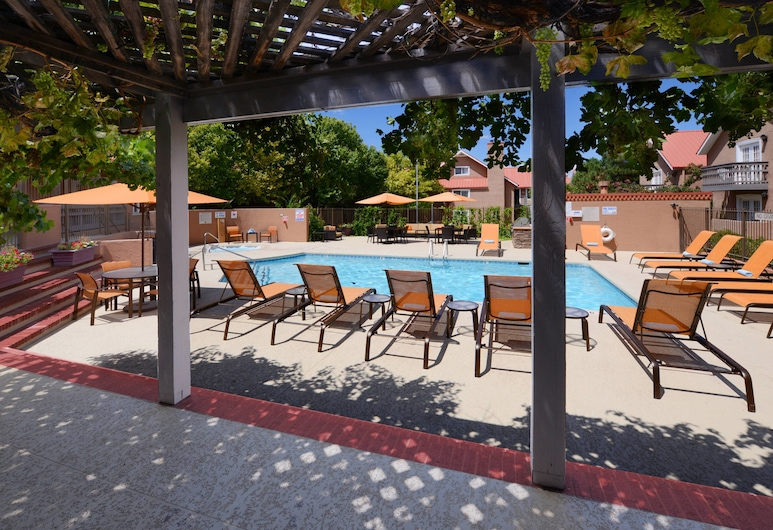 Residence Inn by Marriott Santa Fe, Santa Fé, Terrasse/Patio