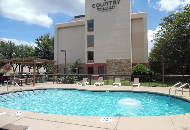 Country Inn & Suites by Radisson, Jacksonville I-95 South, FL, Jacksonville, Bazén