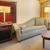 Soba, 2 queen size kreveta - Dnevni boravak