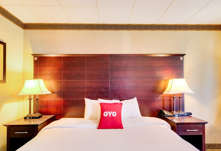 OYO Hotel East Hanover NJ-10, East Hanover, Phòng, 1 giường cỡ queen, Phòng