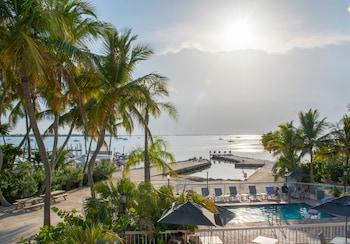 Foto van Bayside Inn Key Largo in Key Largo