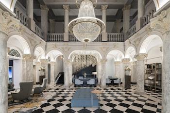 Nuotrauka: The Ritz-Carlton, Hotel de la Paix, Geneva, Ženeva