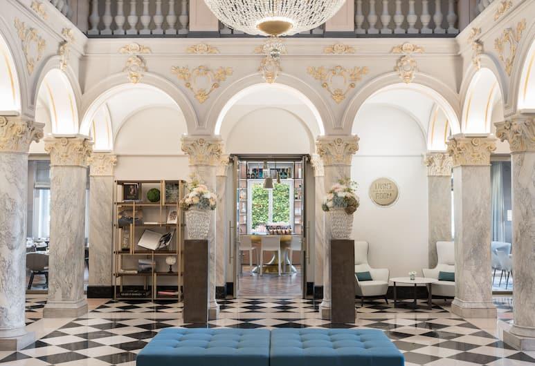 The Ritz-Carlton, Hotel de la Paix, Geneva, Genf, Fuajee