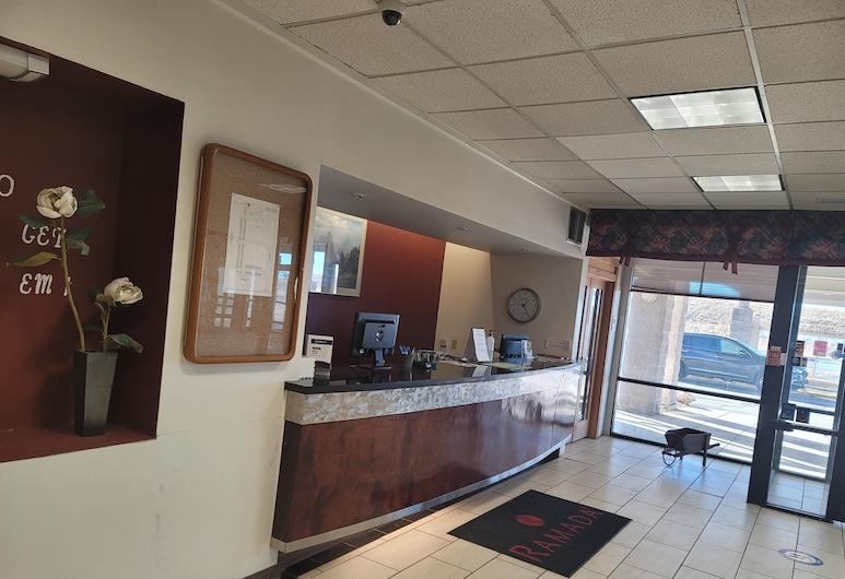 Budget Inn, Laramie, Recepción