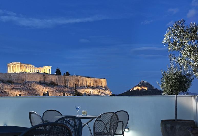 Acropolis Hill, Athens, Terrace/Patio