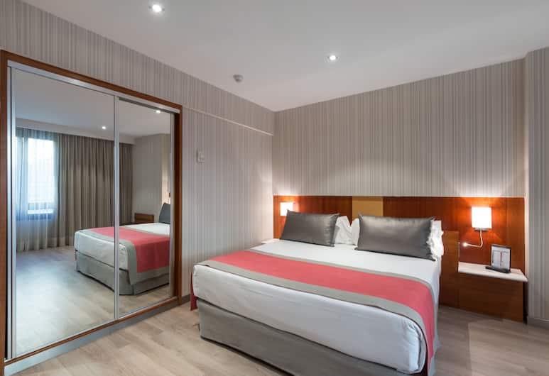 Catalonia Barcelona 505, Barselona, Tek Büyük Yataklı Oda, Oda