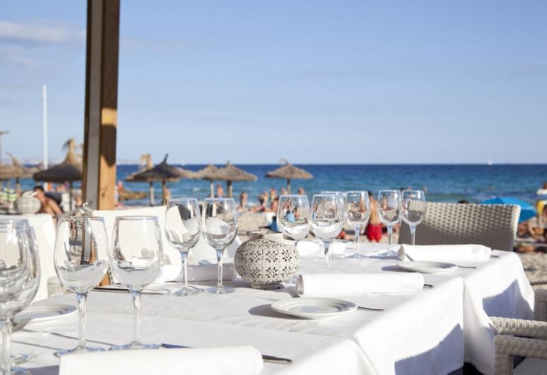 Be Live Experience Costa Palma, Palma de Mallorca, Einestamine vabas õhus