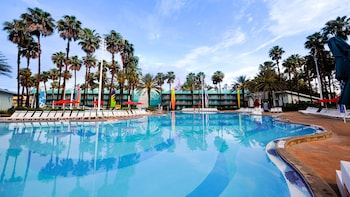 Lake Buena Vista bölgesindeki Disney's All-Star Sports Resort resmi