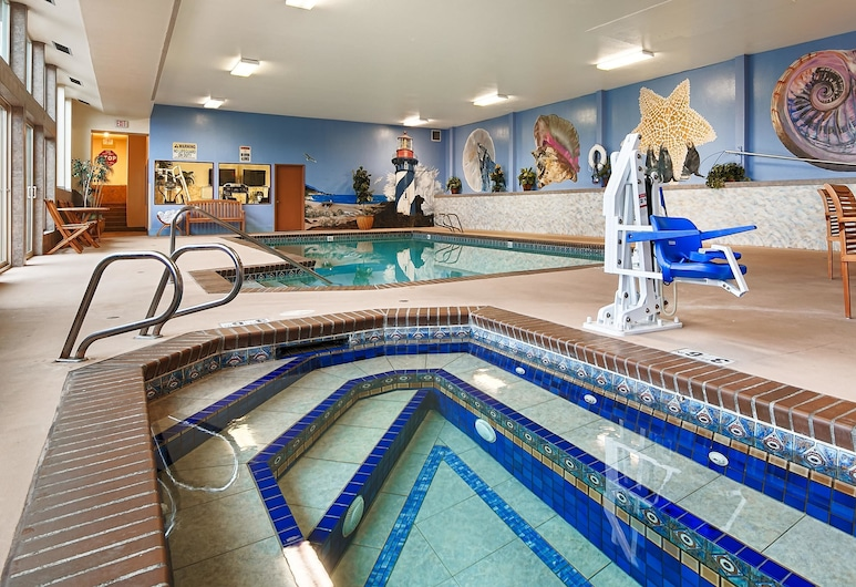 Best Western Holiday Hotel, Coos Bay, Pool