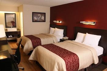 歡喜山芒特普萊森特愛國角紅屋頂普拉斯飯店的相片
