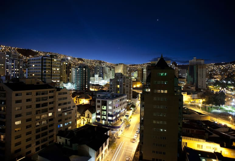 Camino Real Aparthotel, Downtown, La Paz, View from property