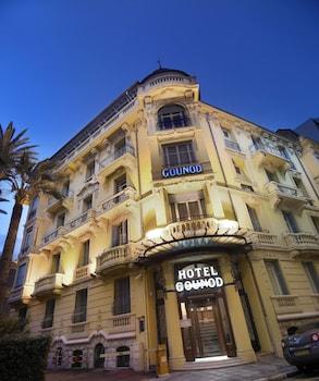 Picture of Gounod Hotel in Nice
