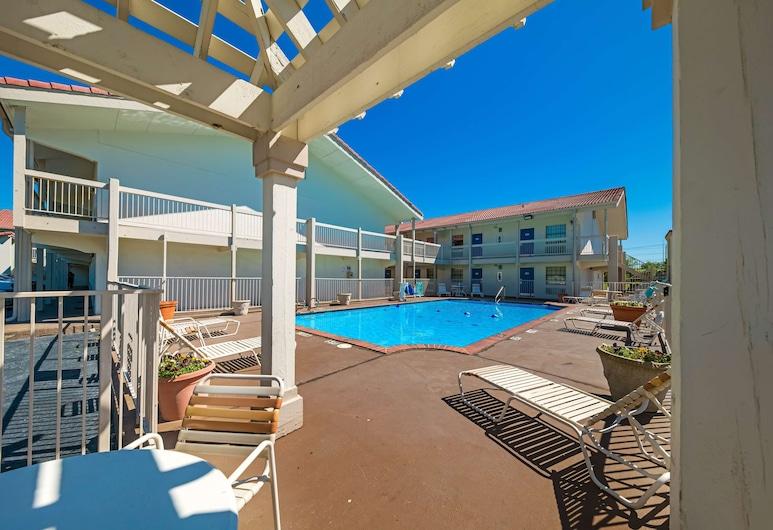Motel 6 Dallas, TX - Farmers Branch, Farmers Branch, Taras/patio