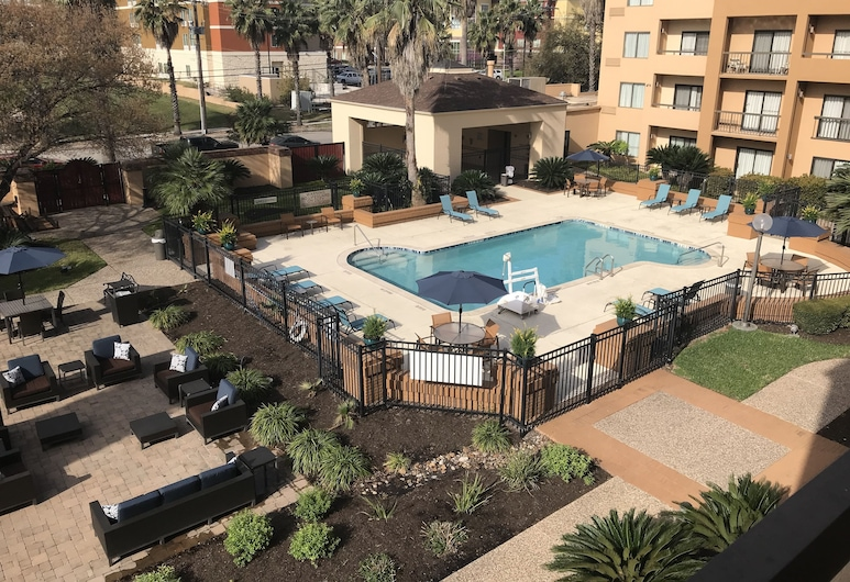 Courtyard by Marriott San Antonio Airport, San Antonio, Outdoor Pool