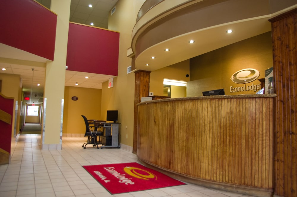 Econo Lodge Champaign Urbana University Area