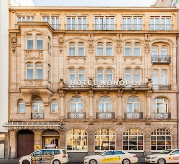 Picture of Hotel Monopol - Central Station in Frankfurt