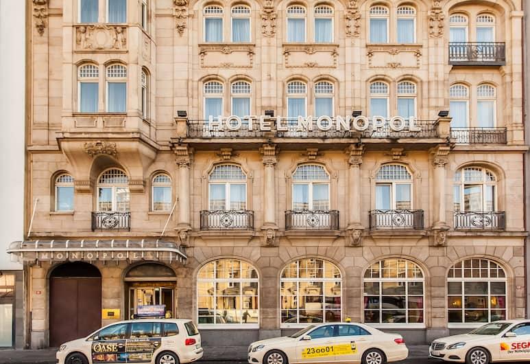 Hotel Monopol - Central Station, Frankfurt