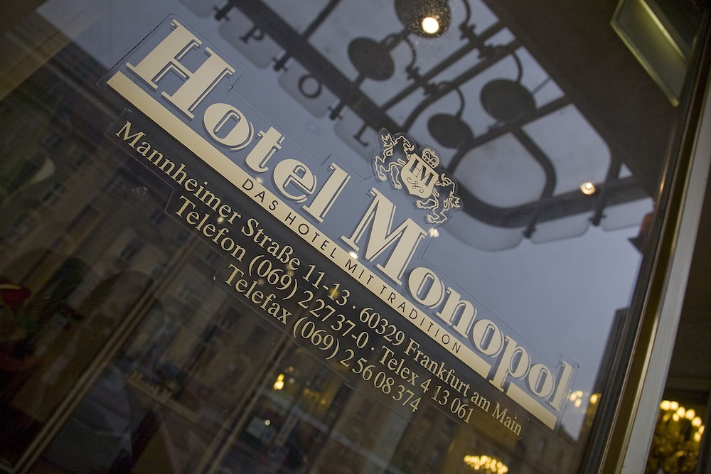 Hotel Monopol, Frankfurt