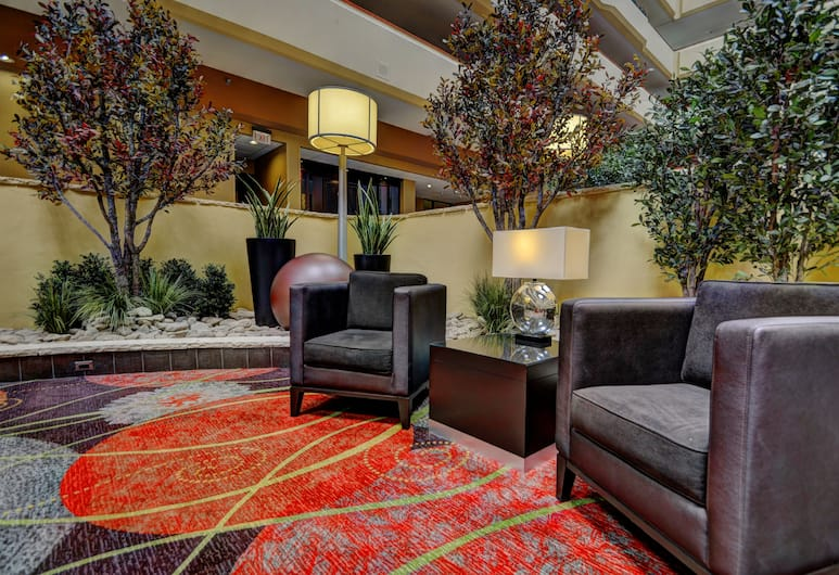University Plaza Hotel and Convention Center Springfield, Springfield, Lobby Sitting Area