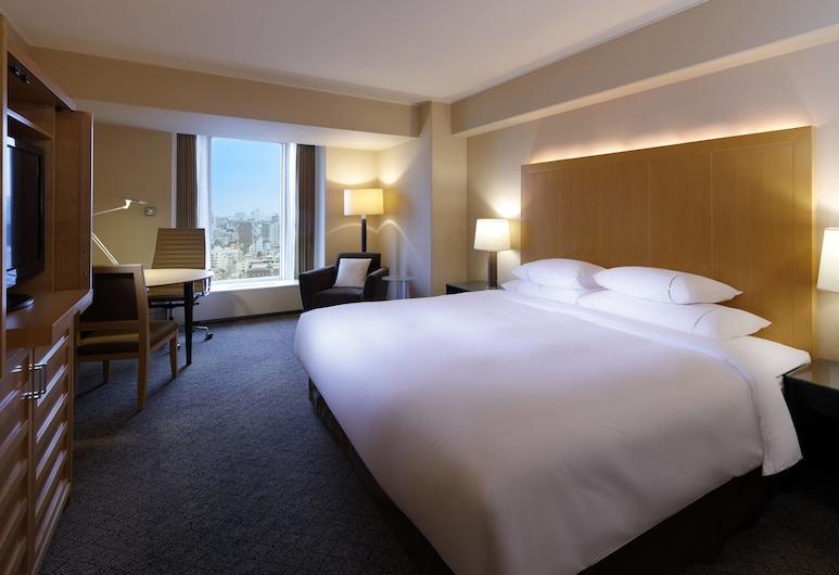 Sheraton Miyako Hotel Osaka, Осака, Номер преміум-класу, 1 ліжко «кінг-сайз», для некурців, Номер