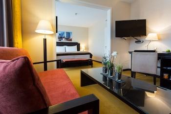 Bild vom Hotel Euler Basel (und Umgebung)