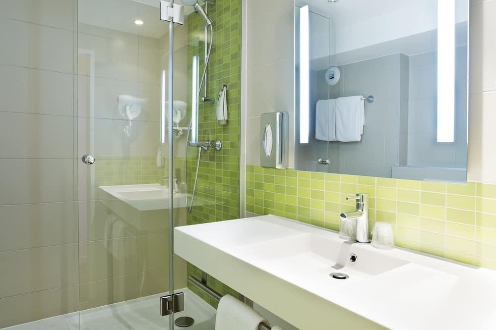 Standard Room, 1 Katil Kelamin (Double) - Bilik mandi
