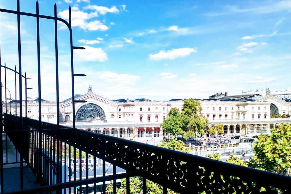 Standard Room, 1 Katil Kelamin (Double) - Pemandangan Balkoni
