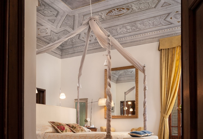 Hotel Executive Florence , Florence, Presidential Suite, Guest Room