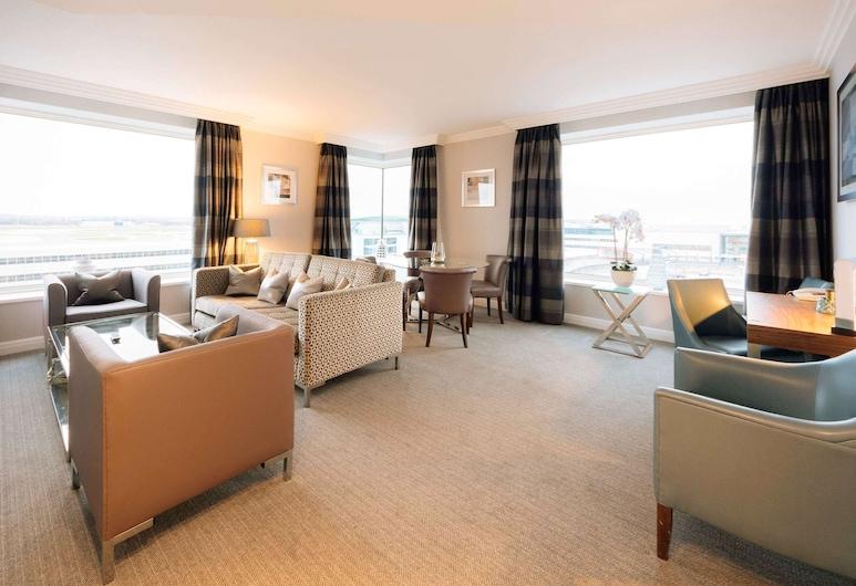 Sofitel London Gatwick, Gatwick, Guest Room