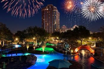 Foto van Hilton Anatole in Dallas