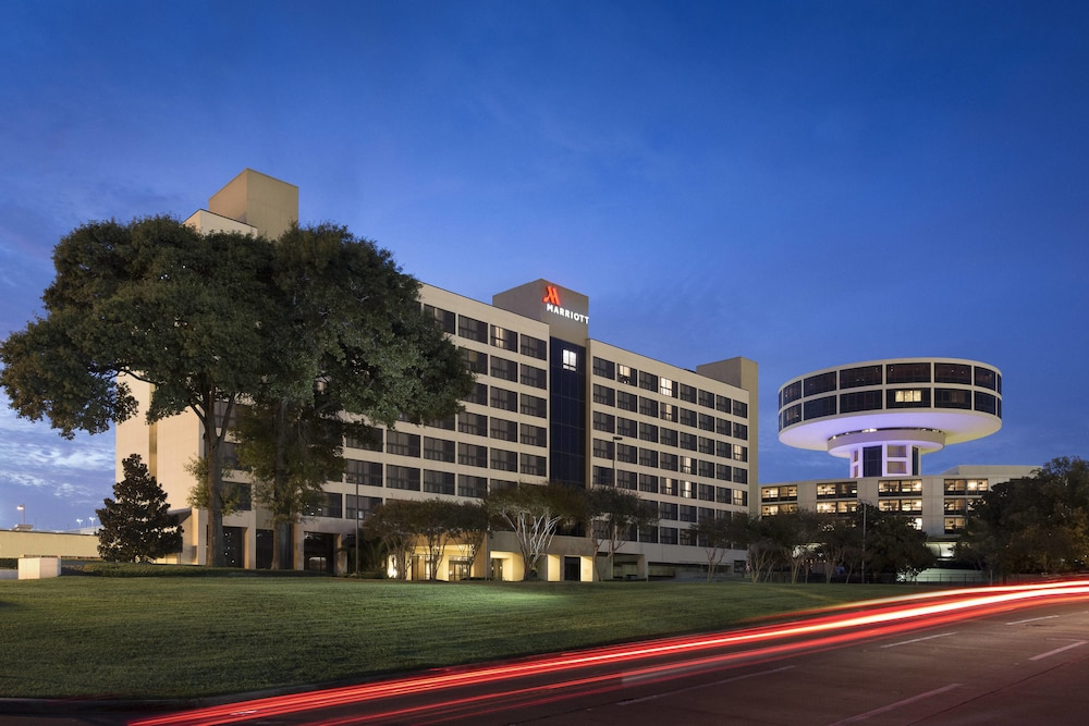 Houston Airport Marriott At George Bush Intercontinental