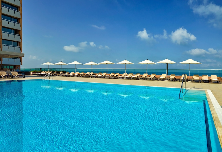 Sheraton Tel Aviv Hotel, Tel Aviv-Jaffa, Outdoor Pool